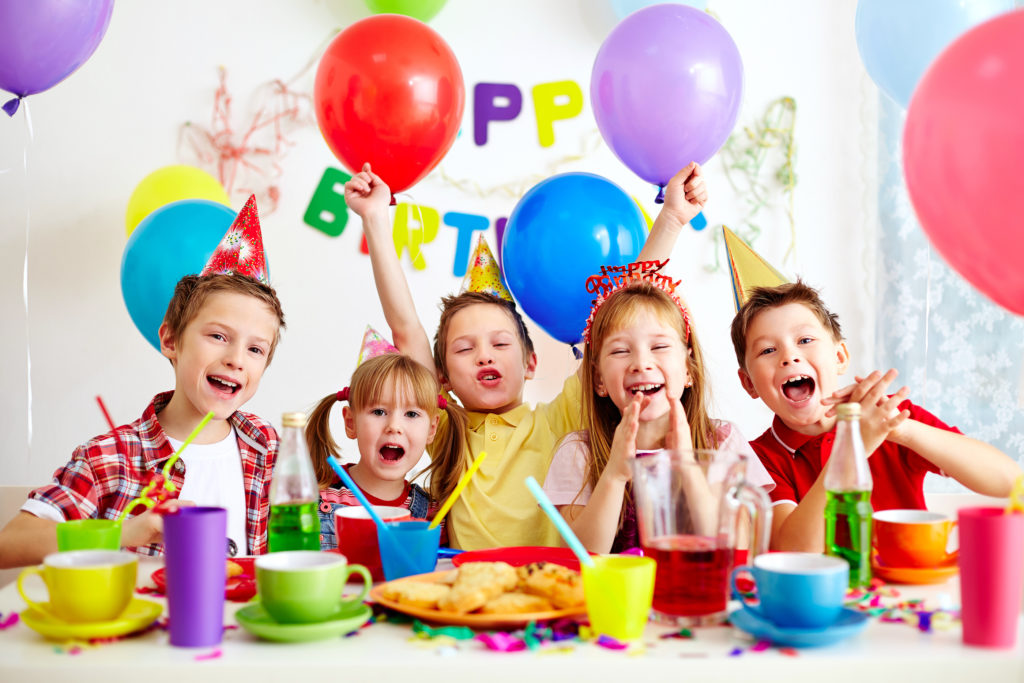 Gymboree Birthday Parties