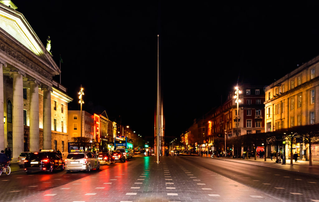 O'Connell Street Walk
