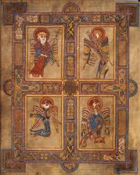 The Book of Kells Trinity