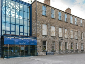 chester beatty library building