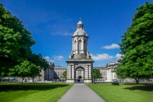 trinity college grounds