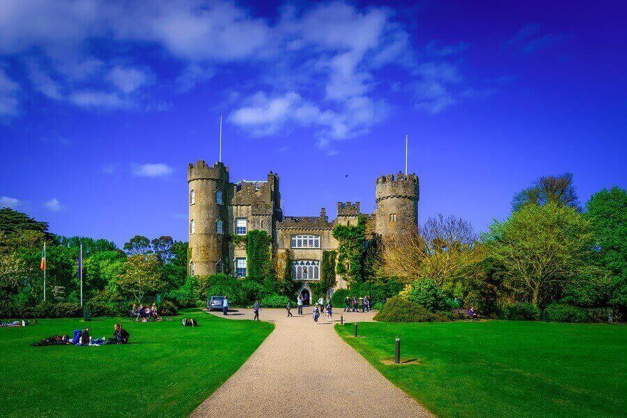 Malahide Castle and Gardens are the Highlight of Beautiful Malahide