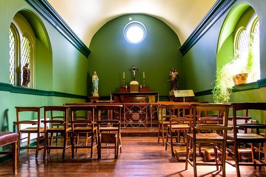 pearse museum chapel