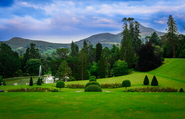 10 Best Gardens in Ireland.The Magnificent Natural Beauty of Ireland