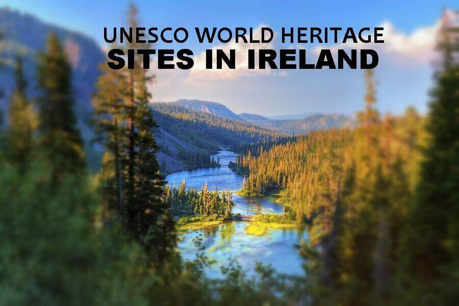 Unesco world heritage sites in Ireland