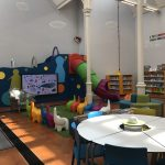 Kevin Street Library - Children's section
