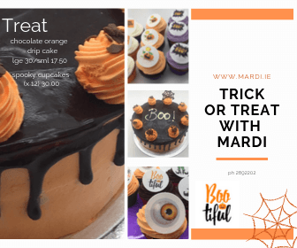 Mardi Halloween Treats 2019