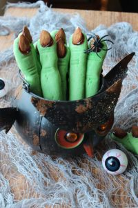 WITCH'S FINGERS BISCUITS