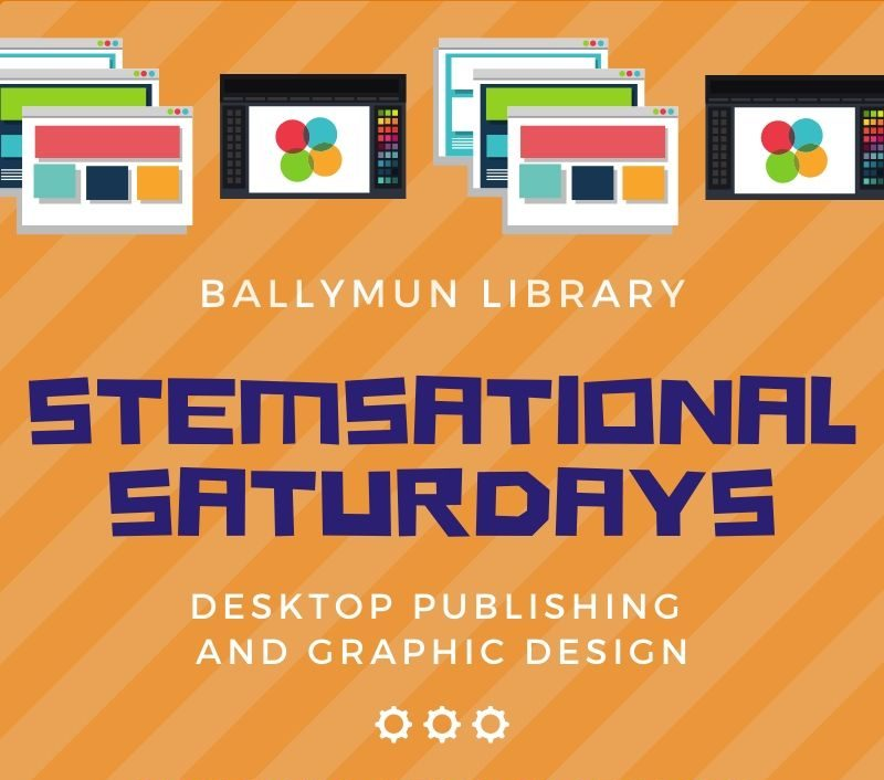 Desktop Publishing and Graphic Design Ballymun Library