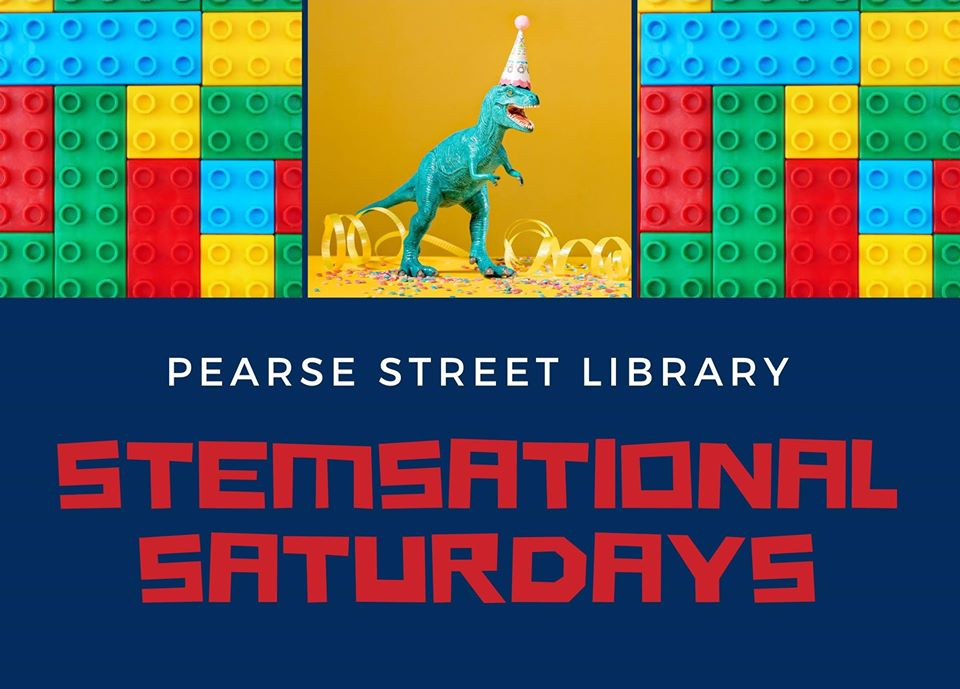STEMsational Saturdays Electric Car Pearse Street Library Feb 2020