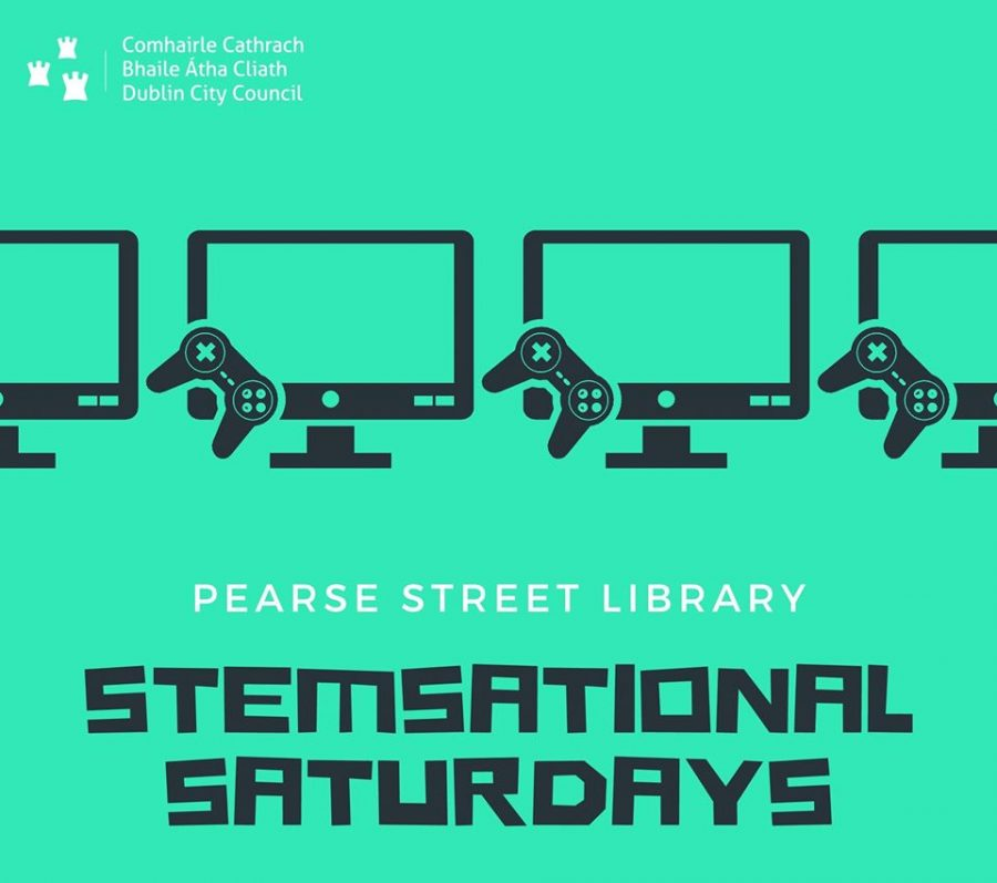 STEMsational Saturdays Pearse Street Library