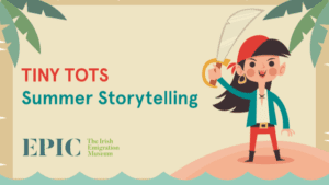 EPIC Tiny Tots-Summer Storytelling