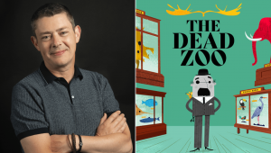 Peter-Donnelly, Dead Zoo, Dublin Book Festival